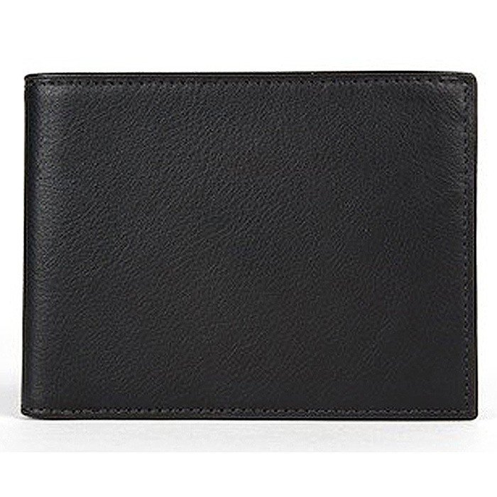 Bosca Executive ID Wallet in Nappa Vitello