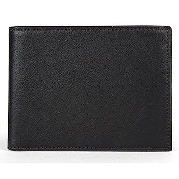 Bosca Executive ID Wallet in Nappa Vitello