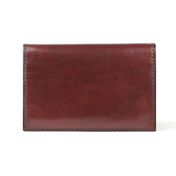 Bosca Card Case in Old Leather