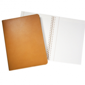 Leather Refillable 9″ Journal