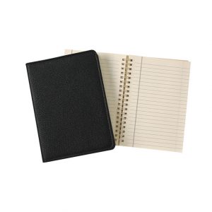 Leather Refillable 7″ Notebook