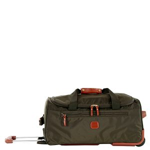 Bric's X- Collection 21″ Carry-On Rolling Duffle