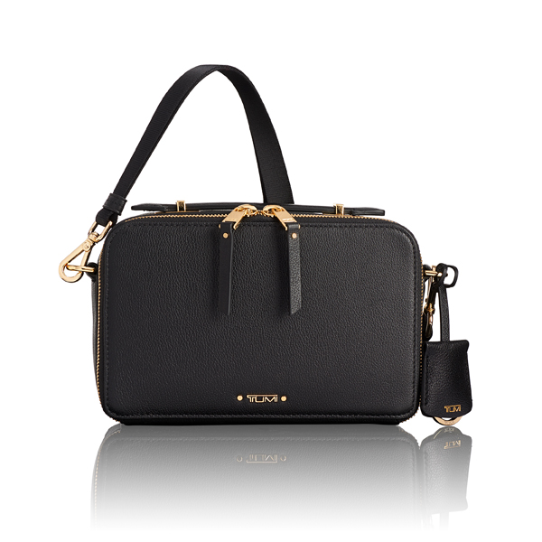 Tumi Aberdeen Leather Crossbody
