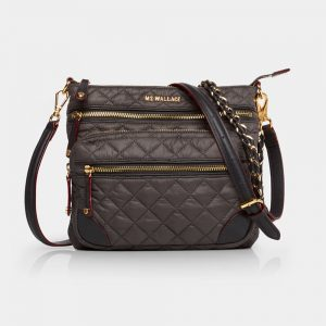 MZ Wallace Downtown Crosby Crossbody, Magnet