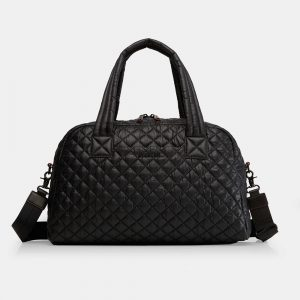MZ Wallace Jimmy Travel in Black