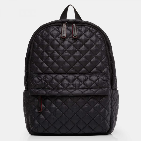 MZ Wallace City Metro Backpack in Black