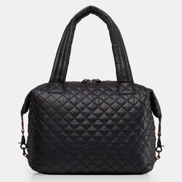 MZ Wallace Large Sutton in Black