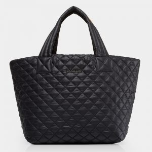 MZ Wallace Small Metro Tote, Black