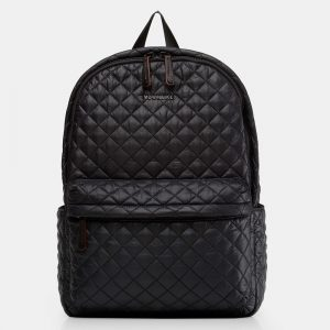 MZ Wallace Metro Backpack, Black