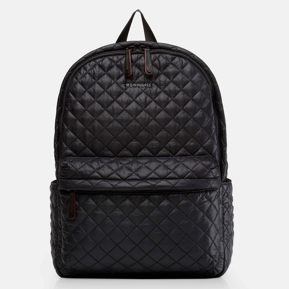 MZ Wallace Metro Backpack in Black