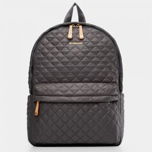 MZ Wallace Metro Backpack in Magnet