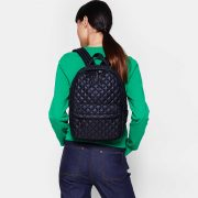 MZ Wallace City Metro Backpack, Black