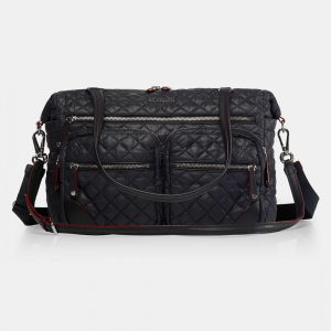 MZ Wallace Crosby Traveler, Black