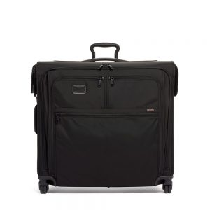 TUMI Extended Trip 4 Wheeled Garment Bag, Black
