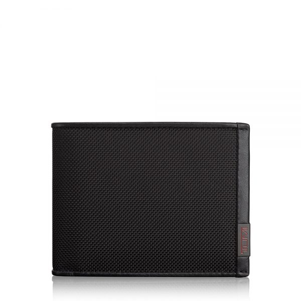 TUMI Double Billfold, Black