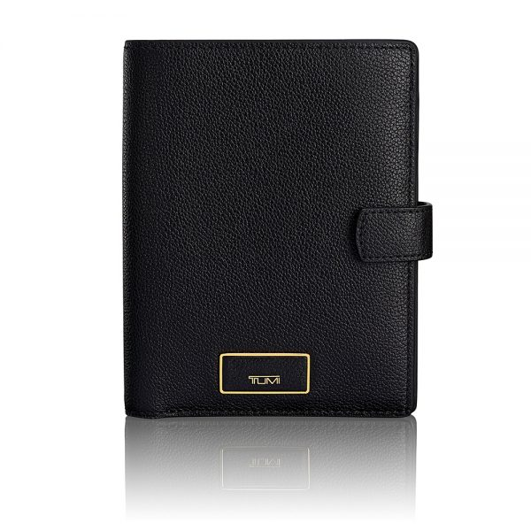 TUMI Passport Case, Black