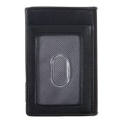 TUMI Multi Window Card Case, Black