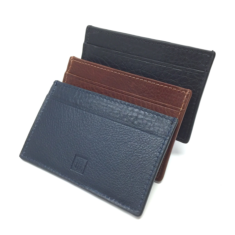 London Harness Slim Card Case