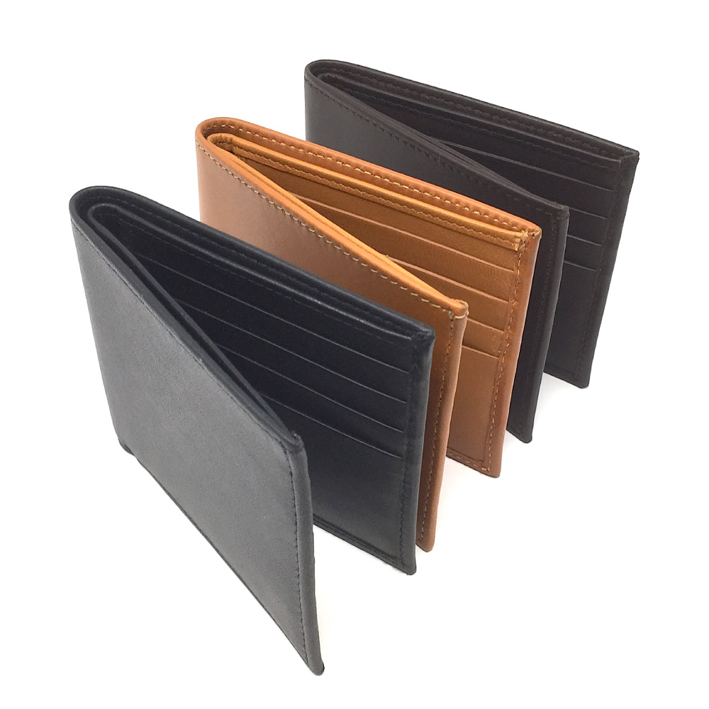 London Harness Bifold Wallet