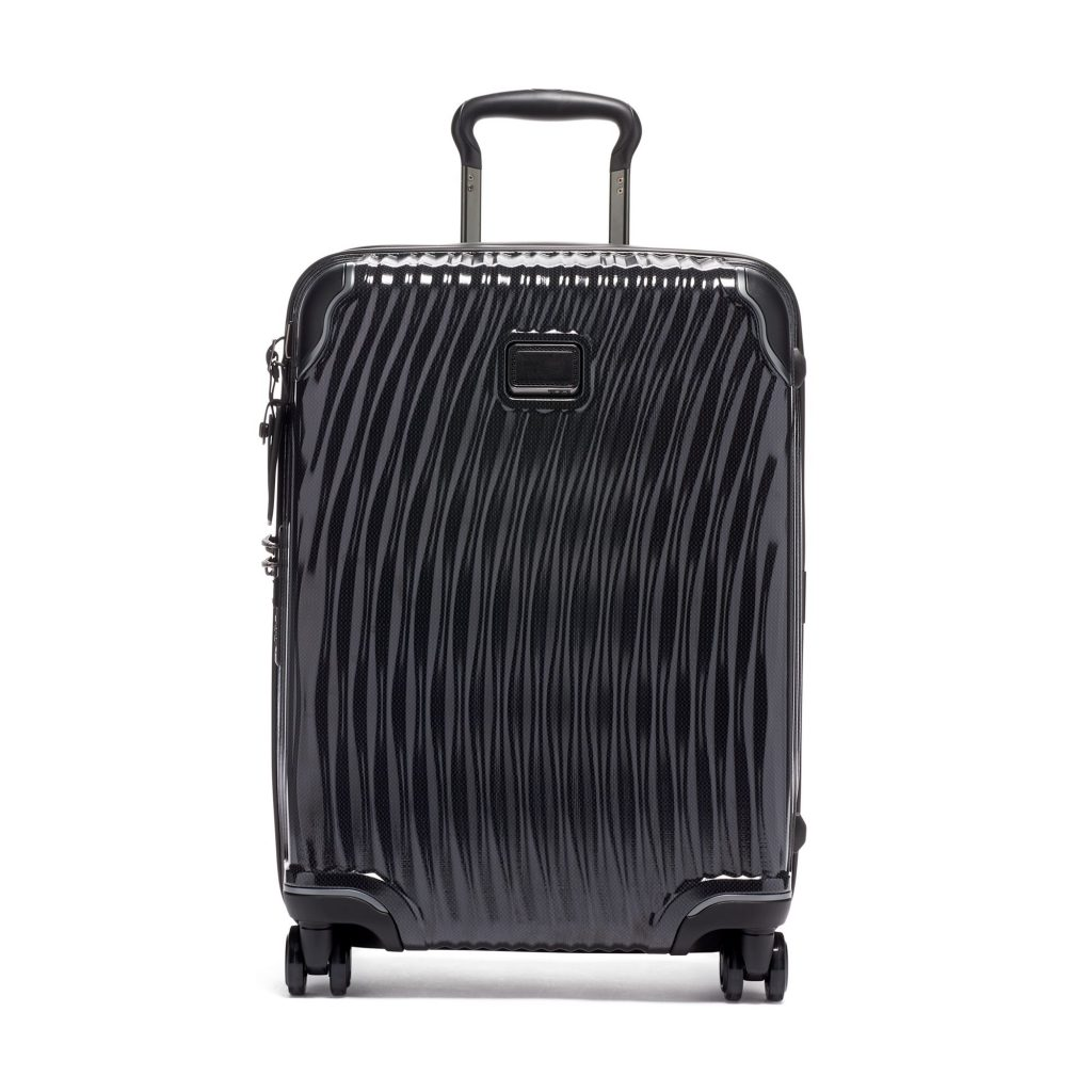 Tumi Latitude Continental Carry-On  4 Wheeled Packing Case