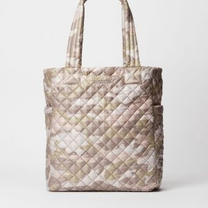 MZ Wallace Max II Tote in Blush Camo