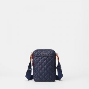 MZ Wallace Micro Metro Crossbody in Dawn