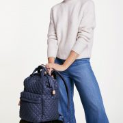 MZ Wallace Top Handle Backpack in Dawn