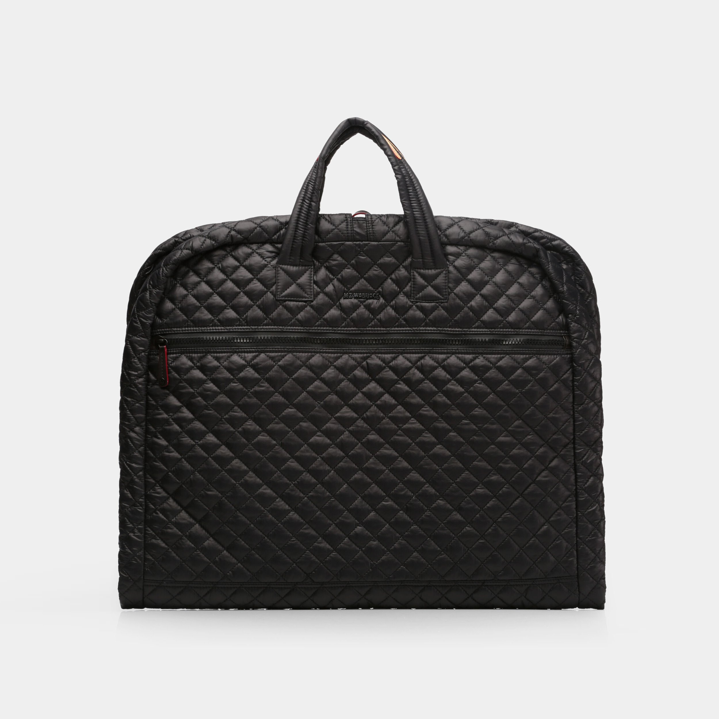 MZ Wallace Michael Garment Bag in Black