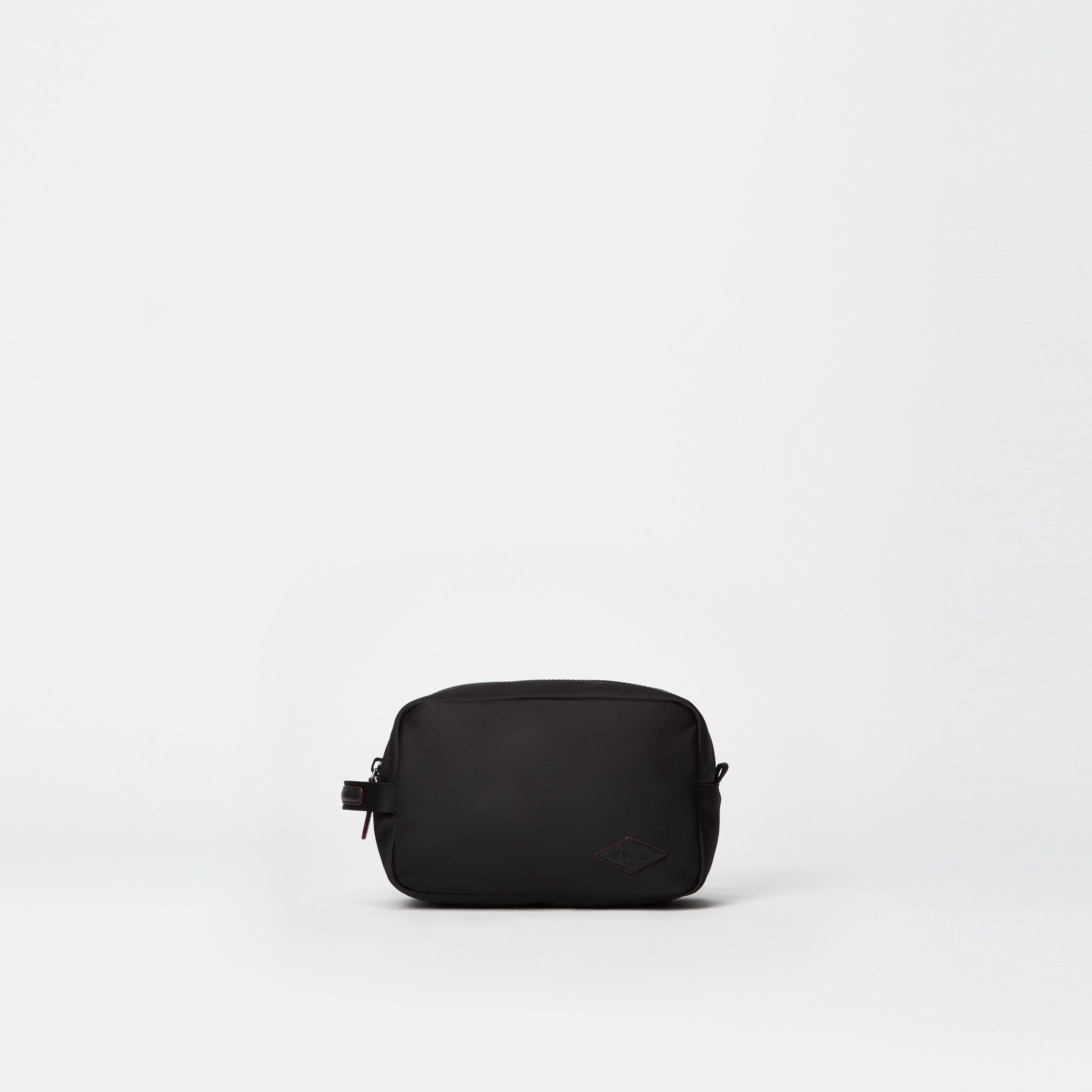 MZ Wallace Bleeker Dopp Kit in Black