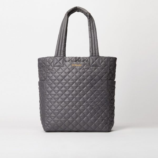 MZ Wallace Max II Tote in Magnet