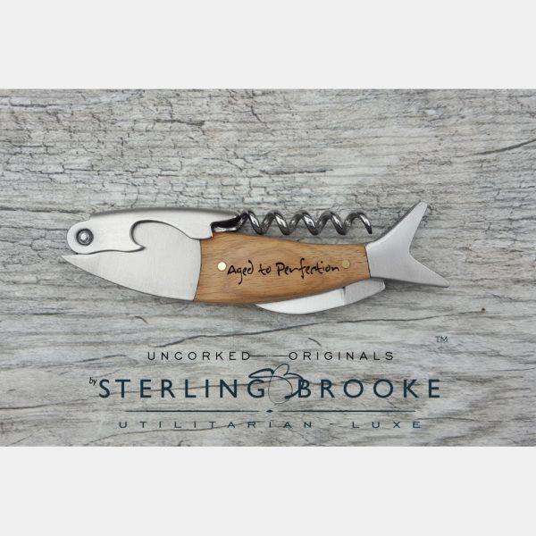 Sterling Brooke Single Hinged Crockscrew