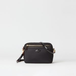 MZ Wallace Gramercy Crossbody in Black