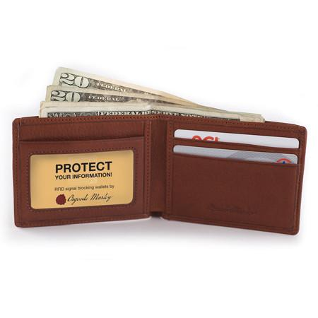 Osgoode Marley RFID Ultra Mini Bilfold Wallet