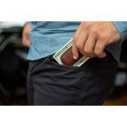 Bosca Magnetic Money Clip in Dolce