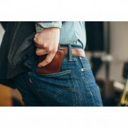 Bosca Small Bifold Wallet in Dolce