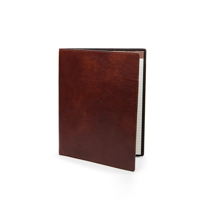 Bosca Writing Pad Cover in Dolce