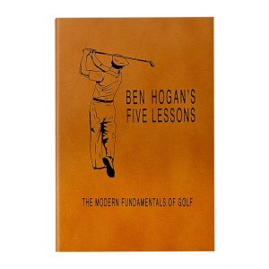 Graphic Image Ben Hogan's Five Lessons in Cognac