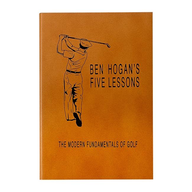Graphic Image Ben Hogan's Five Lessons in Cognac