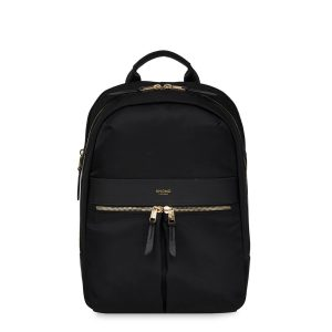 Knomo Mini Beaufort Backpack in Black