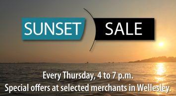 Sunset Sale – July 16