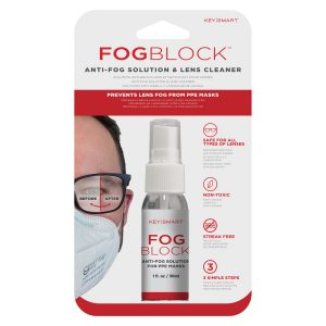 KeySmart FogBlock Anti-Fog Spray