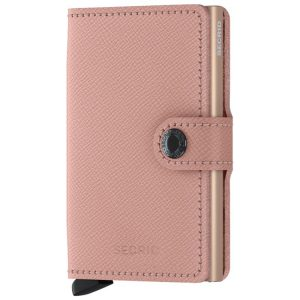 Secrid Miniwallet Crisple in Rose Floral