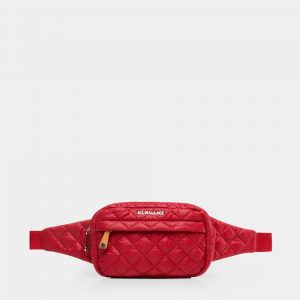 MZ Wallace Metro Belt Bag in Apple