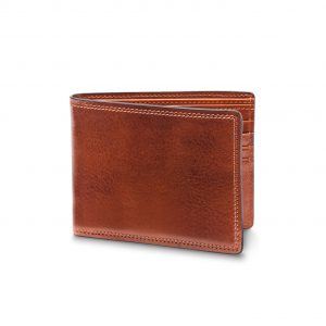 Bosca 8 Pocket Deluxe Wallet in Dolce