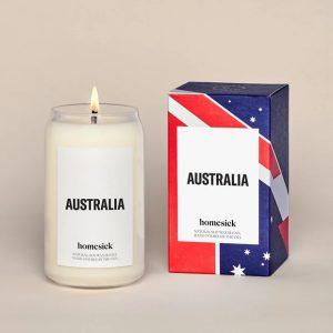 Homesick Australia Candle