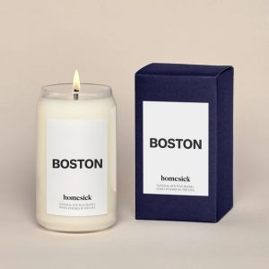 Homesick Boston Candle