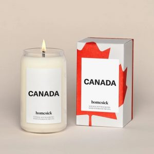 Homesick Canada Candle