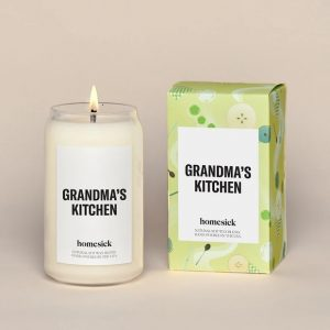 Homesick Grandma's Kitchen Candle