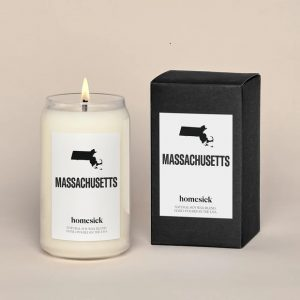 Homesick Massachusetts Candle