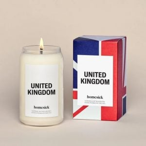 Homesick United Kingdom Candle